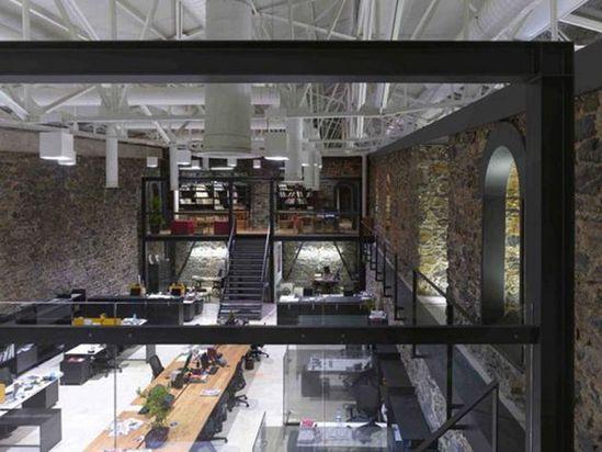 Office Interior - Erginoglu & Calislar Architects