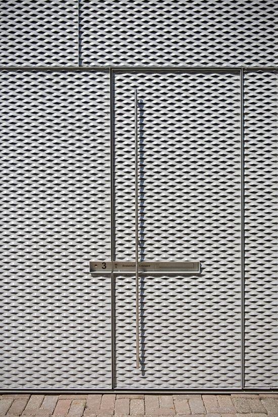 Architecture doors