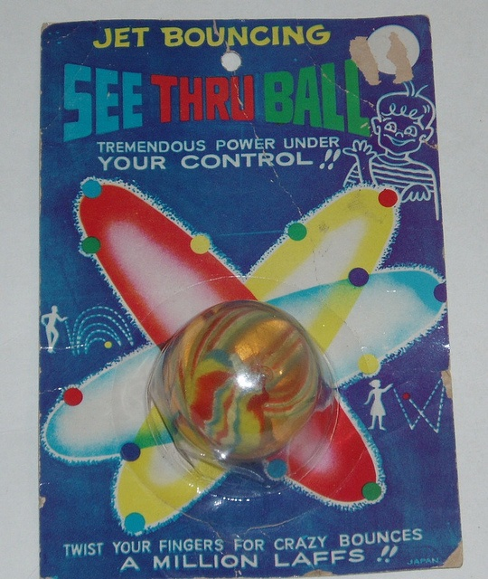SUperball in package