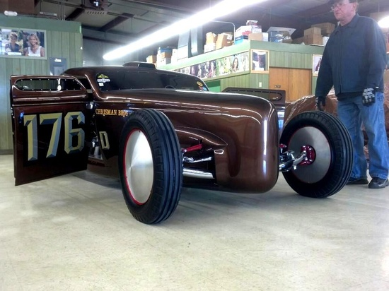 Old Race Car