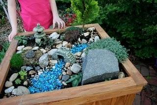 Tutorial: Garden Planter fairy garden