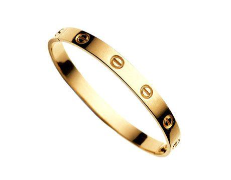 Cartier Love Bracelet - Yellow Gold