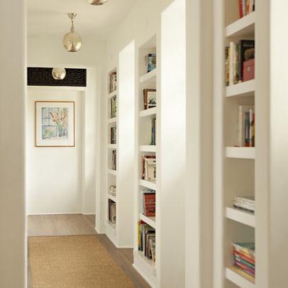 The Helenas 1 - traditional - hall - los angeles - Tim Barber LTD Architecture & Interior Design