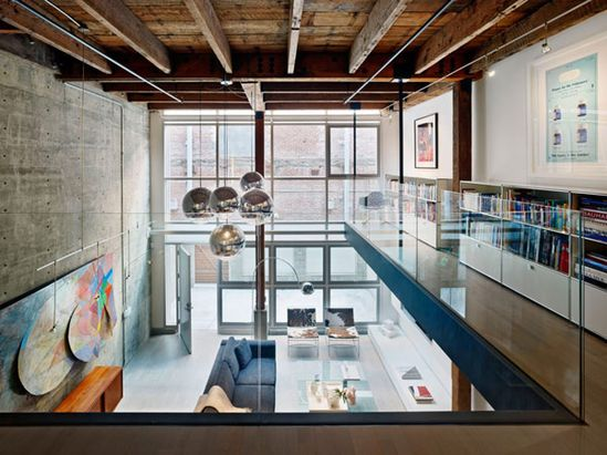 Oriental Warehouse Apartment Loft Conversion in San Francisco (3)