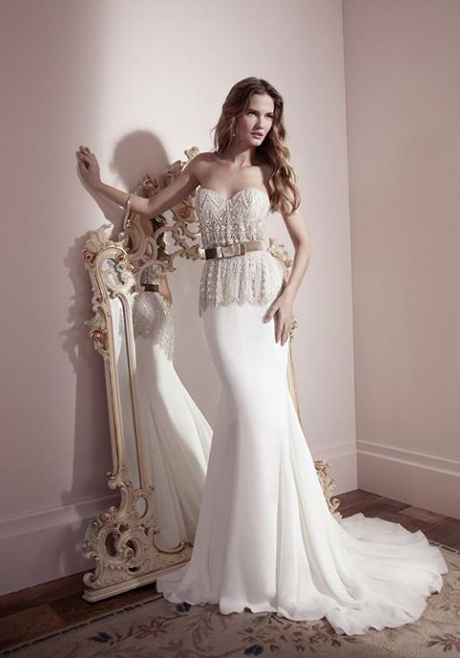 Gorgeous Wedding Dresses by Lihi Hod 2013