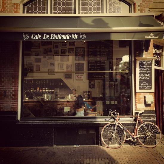 Café De Blaffende Vis