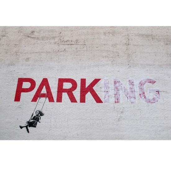 Park / by Banksy