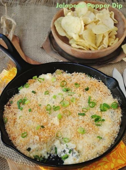 Creamy Jalapeno Poppers Recipe