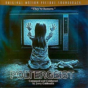 Poltergeist -  This movie and Nightmare on elm street were my got to scary halloween movies