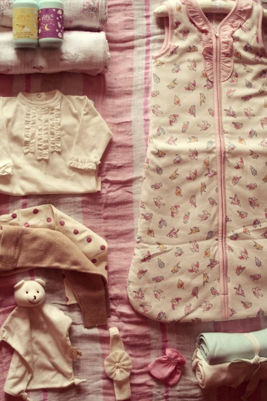 Baby Girl Essentials 01