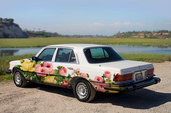 #108-8-flower-Custom-Car-Wraps-on-Behance