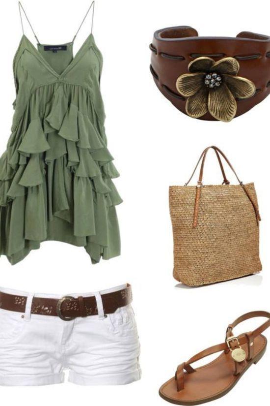 Summer#tlc waterfalls #summer clothes