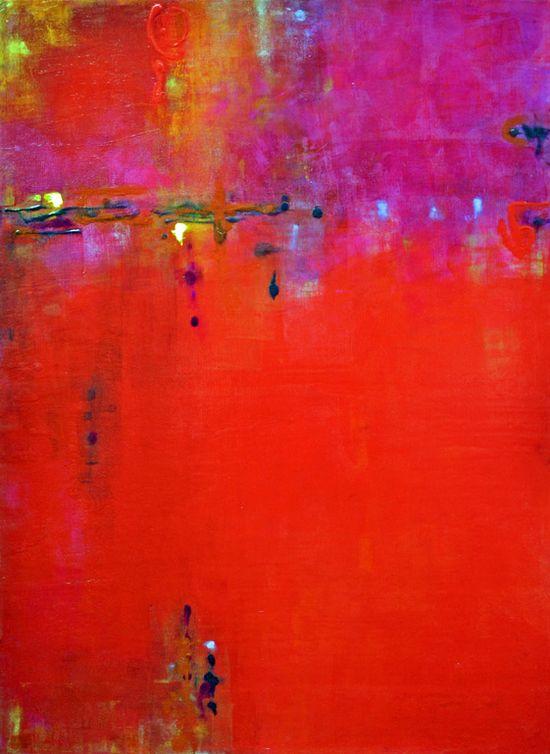 """Saatchi Online Artist: Ana Elisa Benavent; Acrylic, 2012, Painting """"You"""""""