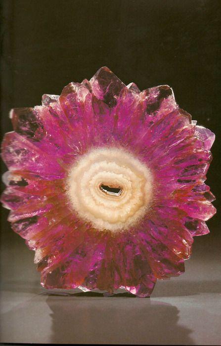Amethyst, from Brazil: Paradise of Gemstones, 1972