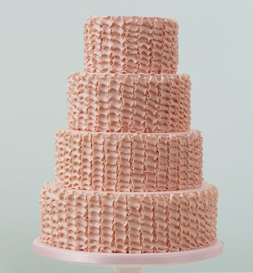creative buttercream wedding cake