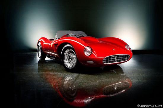 Ferrari TRC250