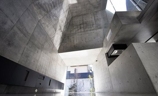 Modern House Design in Abiko, Japan  #modern #house #design