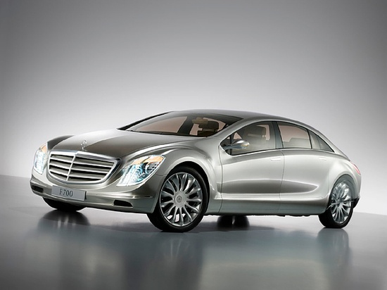 2007 Mercedes-Benz F700 Concept car