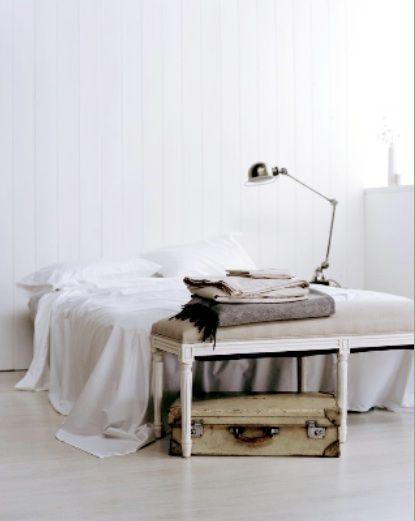 perfect white bedroom
