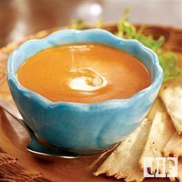 Savory Peanut #Soup from Jif®