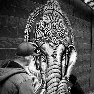 Graffiti #street art