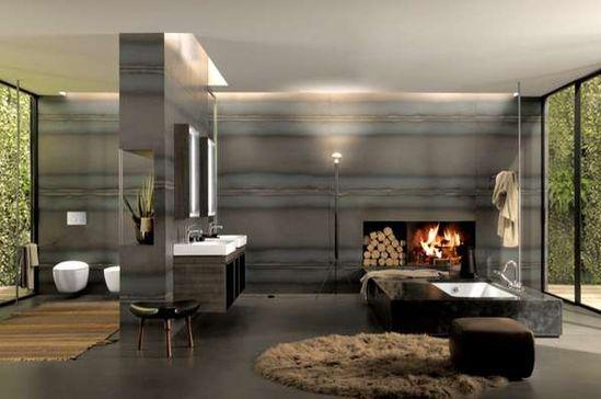 boutique bathroom design