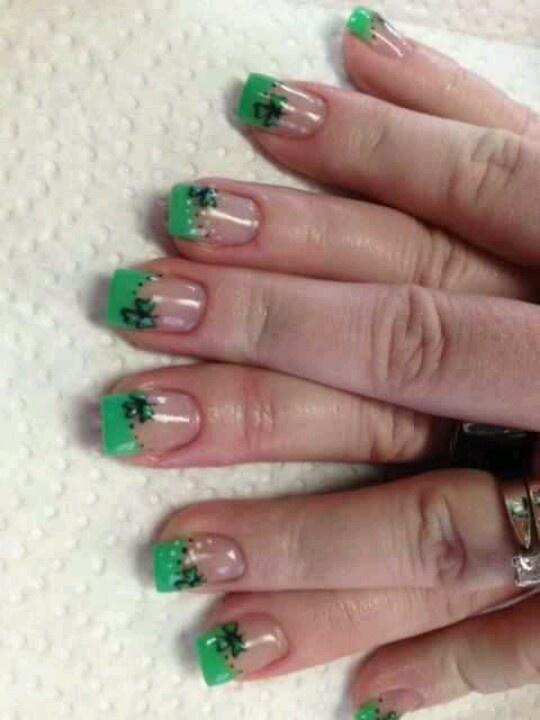 St.pat  #  nails