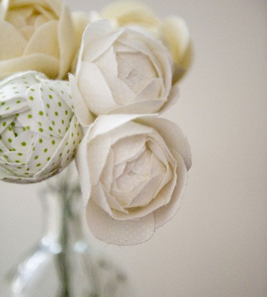 Custom Handmade Fabric Flowers