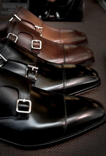 Polish up with these ultimate accents. #Fashion #Men #Shoes