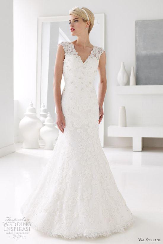 Val Stefani Spring 2013 Wedding Dresses