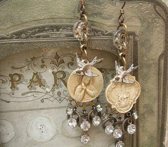 ? beautiful earrings