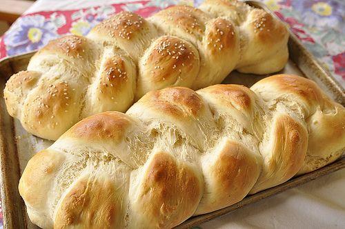 Challah Bread  @yourhomebasedmom.com