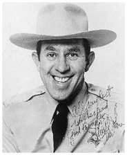 Sheriff John hosted a lunch time cartoon show when I was a kid in LA.