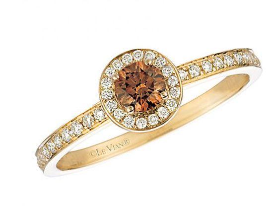REVEL: Chocolate Diamond Ring
