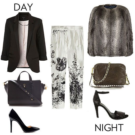 easy outfit to transition from work to holiday party