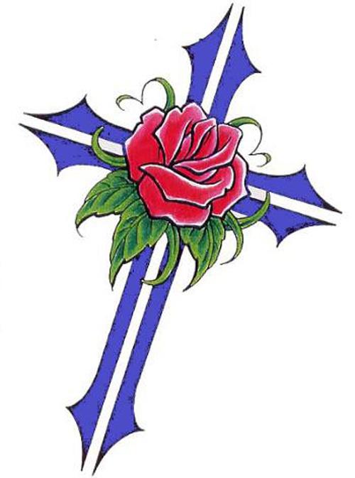 Rose Tattoo Patterns #26