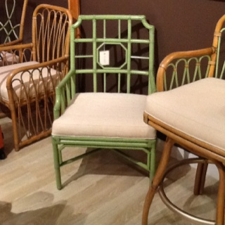 Chairs for sunroom table - Selamat design - The Regent Armchair in Kiwi, Interhall 501; #hpmkt