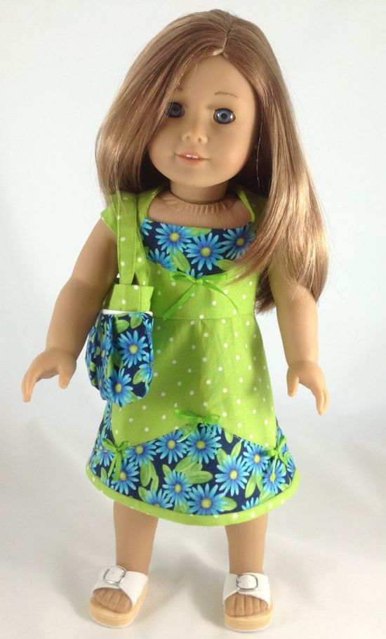 Mjs American Girl Dress for Gwen and JLY by MjsDollBoutique2012, $26.00