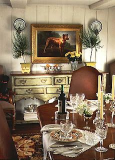 Home & Interior Design: Style Guide: English Country House