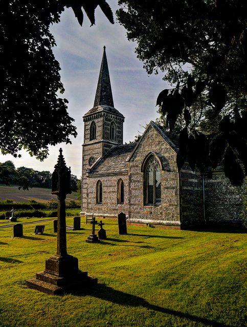 St Nicholas Church, Winterborne Clenston, Dorset, England