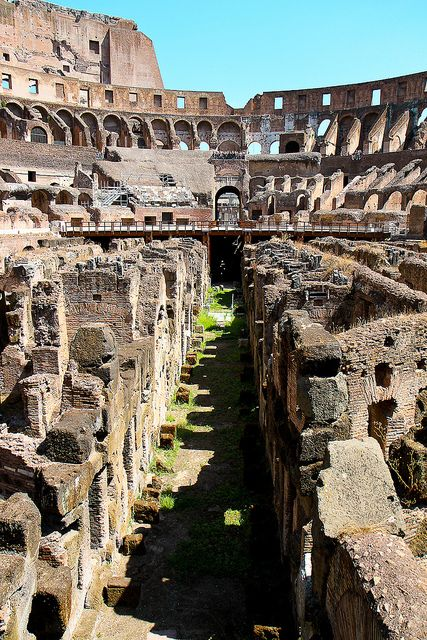 Colosseum by thehelenli, via Flickr