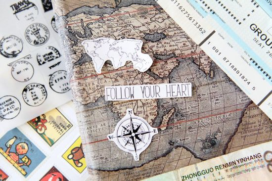 Travel Collection  Spirit Ink Temporary Tattoos by SpiritInk