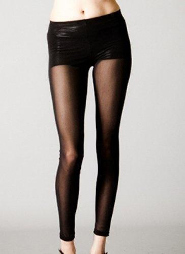 Stylish Stocking Fashion Leggings Made in Korea