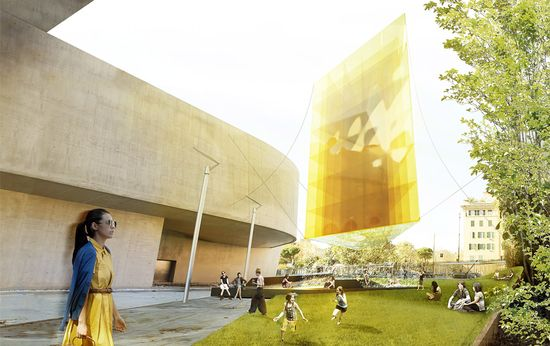 Arch2o - bam! bottega di architettura metropolitana wins YAP MAXXI 2013    #ARCHITECTURE