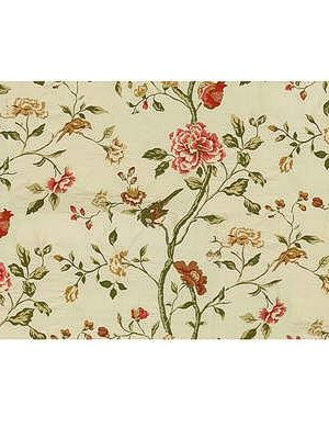Lee Jofa Dan the Embroidery Pink $302.50 per yard #interiors #decor #royaldecor