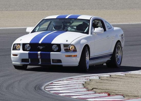 2005 Ford Mustang Racecar Prototype