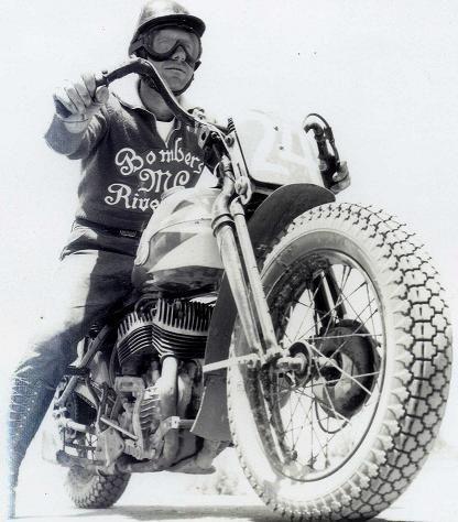 Vintage club racer