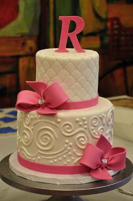 Designer Cakes By April, via Flickr