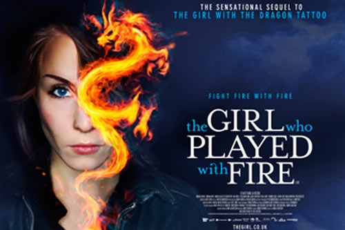 The Millennium Trilogy, Book Two: The Girl Who Played with Fire