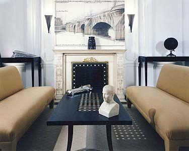 Roger de Cabrol Interior Design
